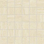 12 ITALON travertino floor navona mosaico патинир 30x30