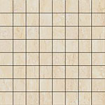 12 ITALON travertino floor navona mosaico lux 29.2x29.2