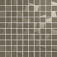 12 ITALON element silk terra mosaico 30.5x30.5