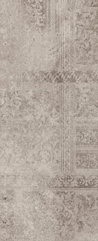 1 KUTAHYA madrid light grey decor 30x75