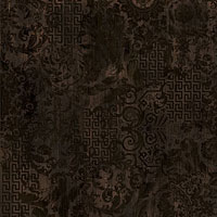 2 VERSACE eterno patchwork brown 80x80